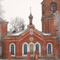 Церковь Успения Пресвятой Богородицы в Липитино