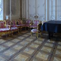 Дворец Белосельских-Белозерских. Малиновая гостиная.
