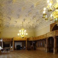 Дворец Белосельских-Белозерских. Дубовый зал.