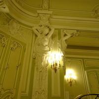 Дворец Белосельских-Белозерских. Парадная лестница.