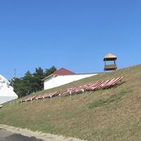 Памятник казакам 4-го гвардейского Кубанского кавалерийского казачьего корпуса
