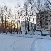 двор гимназии N 1