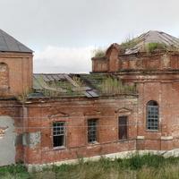 церковь бывшего села Соболеково.
