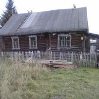 Дом Антонова Николая (до 90-х годов) в деревне Ионино