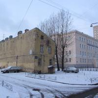 Угол Расстанной и Воронежской