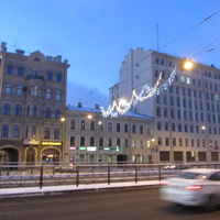 Вход в метро Обводный канал