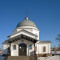 Свято-Никольский храм в селе Никольское
