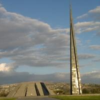 Ереван. Мемориал.