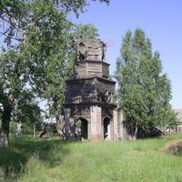 д. Будилиха. Бывшая старообрядческая церковь.