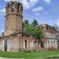 Храм Николая Чудотворца 1909 г.
