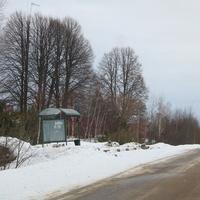 Село Починки, остановка
