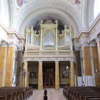 Кафедральный собор - Базилика Эгера
