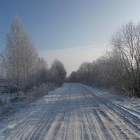 Дорога в Хозницы