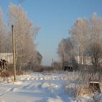 Край деревни