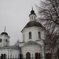 Церковь Николая Чудотворца в Фёдоровском