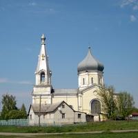 Церковь Великомученика Дмитрия Солунского