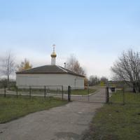 Покровский храм в приспособленном здании в селе Артюховка
