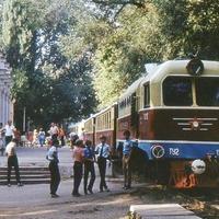 Малая Северо-Кавказская ж.д. имени Ю.А. Гагарина, 1986 г.
