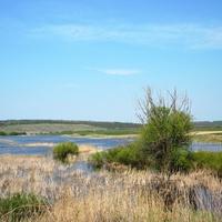 Пейзаж на окраине села Тарасово