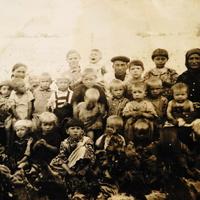 детский сад Комякино 1950 е года