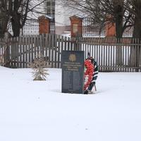 Михайловское, памятник