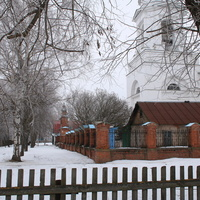 Церковь Михаила Архангела в Михайловском