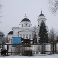 Михайловское, церковь