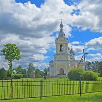 Церковь Успения Пресвятой Богородицы в Лезье-Сологубовке - Храм Примирения