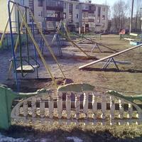 агрогородок Смольяны,детская площадка