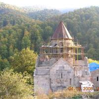 Агарцин. Монастырский комплекс.