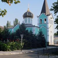 Церковь Онуфрия Великого