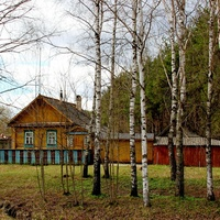 Дом в Костюковичах.