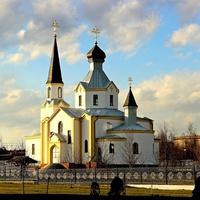 Церковь в Костюковичах.