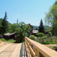 Деревня Рассоха.
