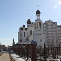 Церковь Иосифа Волоцкого