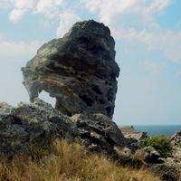Крым. Казантип. Азовское море
