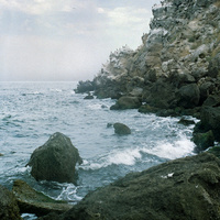 Крым. Казантип. Азовское море. Птичий Базар