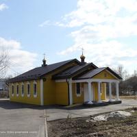 Московский, 3-й мкр. Церковь Андрея Боголюбского