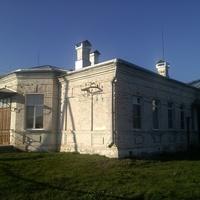 Старая земская больница