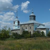 Церковь в Кривоносово