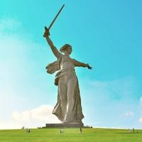 """Мориальный комплекс """"Мамаев курган"""""""
