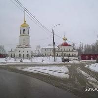 Ильинский собор.