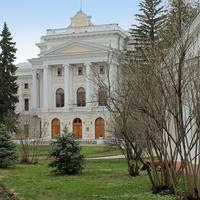 Дворцово-парковый комплекс Марьино (усадьба Барятинских)