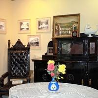 В музее при санатории «Марьино»