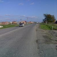 Трасса Знаменское- Моздок