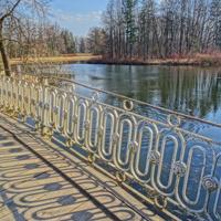 Вид с Оленьего моста