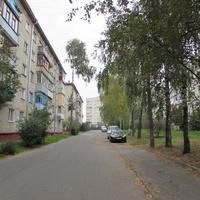 На улицах Костюковки