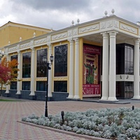 Театр и осень
