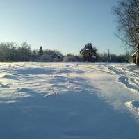 Солнечный денёк в зимнем Щипцово.