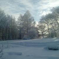 Чудный зимний денёк.